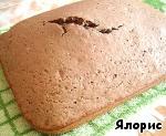фото Шоколадный тортик