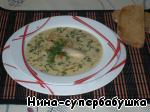 Сырный суп с шампиньонами ингредиенты