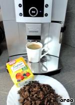 Кофейно-шоколадное желе ингредиенты