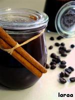 Кофейно-шоколадное желе Шоколад