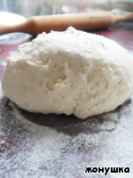 Лепешки на кефире от бабушки ингредиенты