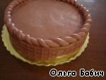 """Торт """"Лукошко с нитками"""" ингредиенты"""