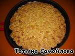Пирог с творогом, маком и орехами Мука