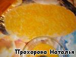 """Печенье """"Апельсиновая нежность"""" Сметана"""