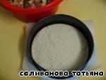 """Торт бисквитный """"Пуншевый"""" Вода"""