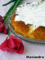 Творожно-манный пирог в мультиварке ингредиенты