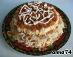 Салат «Сардинка с гренками» Масло подсолнечное