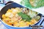 Картофель со сливками рецепт