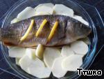 Рыба, запеченная по-сицилийски