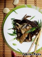 Маринованные баклажаны ингредиенты