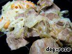 Тушеная свинина по рецепту Су Ши Свинина