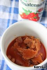"""Террин в виноградных листьях и в томатном соке или """"Ленивая"""" долма ингредиенты"""