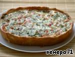 Пирог творожный Мука