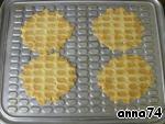 Сырные вафли Яйцо куриное