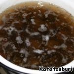 Варенье из грецких орехов ингредиенты