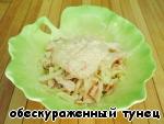 Изысканный салат с оригинальной крабовой заправкой ингредиенты