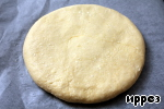 Лепешка из творожного теста с сыром Творог