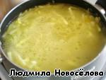 Суп-пюре из кабачков ингредиенты