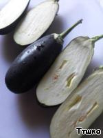 Кучерикас - баклажаны, запеченные с сыром ингредиенты