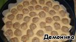 Пирог с фрикадельками Соль