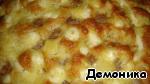 Пирог с фрикадельками Фрикадельки