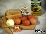 Хлебный омлет ингредиенты