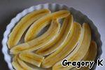 Бананы, запеченные с творогом ингредиенты