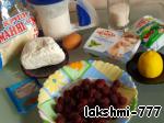 Сырники из духовки с ягодно-кремовой начинкой ингредиенты