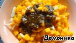 Арабский морковный салат Чеснок