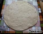 Английский хлеб с сыром и ветчиной