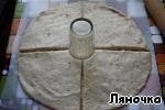 фото Английский хлеб с сыром и ветчиной