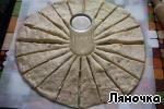 Английский хлеб с сыром и ветчиной Молоко