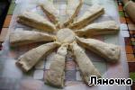 Английский хлеб с сыром и ветчиной Дрожжи