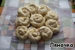 Английский хлеб с сыром и ветчиной Соль