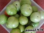 Салат из зеленых помидоров без сахара и уксуса ингредиенты