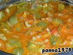 Салат из зеленых помидоров без сахара и уксуса Масло подсолнечное