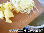 Суп с куриными потрошками и не только ингредиенты