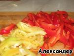 Овощное рагу по-турецки ингредиенты