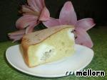 Пирог из топленого молока с творогом Масло сливочное