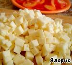 Киш с томатами и брынзой ингредиенты