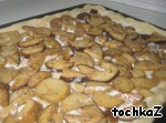 Пирог с белыми грибами и картофелем ингредиенты