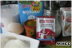 "Японский молочный хлеб ""Hokkaido"" ингредиенты"