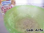 """Сладкий пирог """"Корзина с виноградом"""" ингредиенты"""