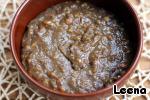 Рогалики с орехово-карамельной помадкой ингредиенты