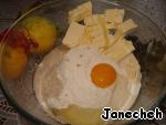 Печенье из песочно-дрожжевого теста ингредиенты