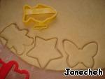 Печенье из песочно-дрожжевого теста Дрожжи