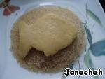 Печенье из песочно-дрожжевого теста Вода