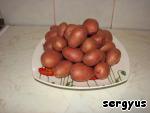 Картофель запеченный с куриными крылышками ингредиенты