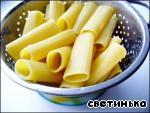Каннеллони с фаршем, томатами и                         моцареллой «Италия по-русски» Морковь