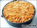 Каннеллони с фаршем, томатами и                         моцареллой «Италия по-русски» Перец чили